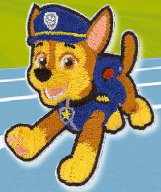 Applikation Paw Patrol Chase