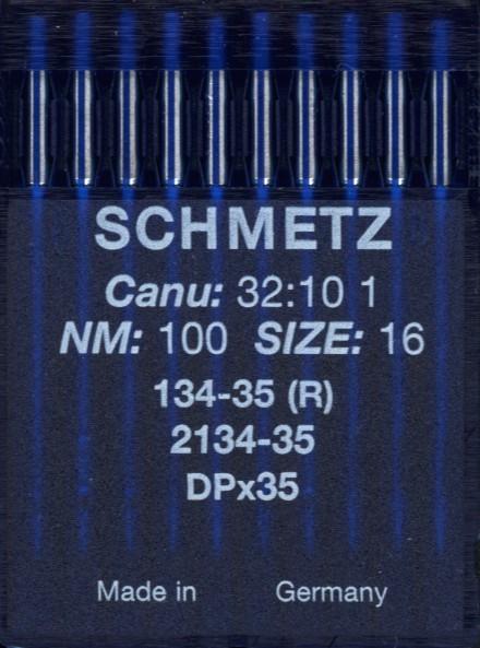 Maschinennadeln Schmetz 134-35 (R)