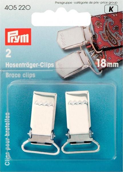 Prym Hosenträger-Clips 2 Stück