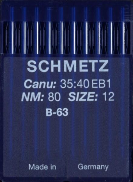 Maschinennadeln Schmetz B-63