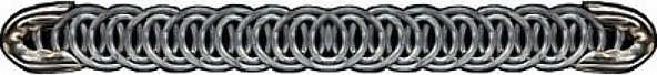 Miederstäbchen Metall 11 mm, 22 cm