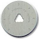 Rollschneiderklingen 28 mm, 10 Stück