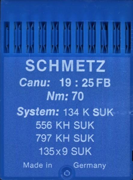 Maschinennadeln Schmetz 134 K SUK