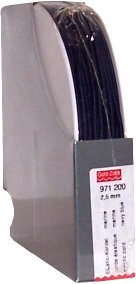 Prym Elastic-Kordel 2,5 mm, 50 m