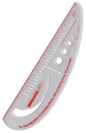 Schneider-Kurvenlineal 44 cm