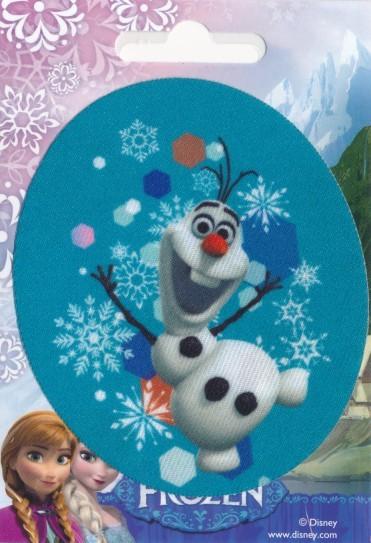 Applikation Frozen Olaf