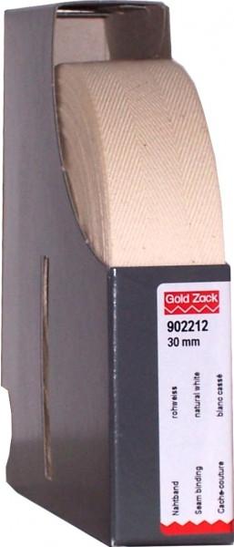 Prym Nahtband Baumwolle 30 mm, 30 m