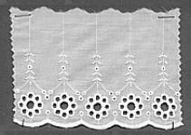 Baumwollspitze 95 mm, 8,5 m