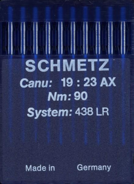 Maschinennadeln Schmetz 438 LR
