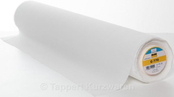 Vlieseline G 770 Gewebeeinlage 75 cm