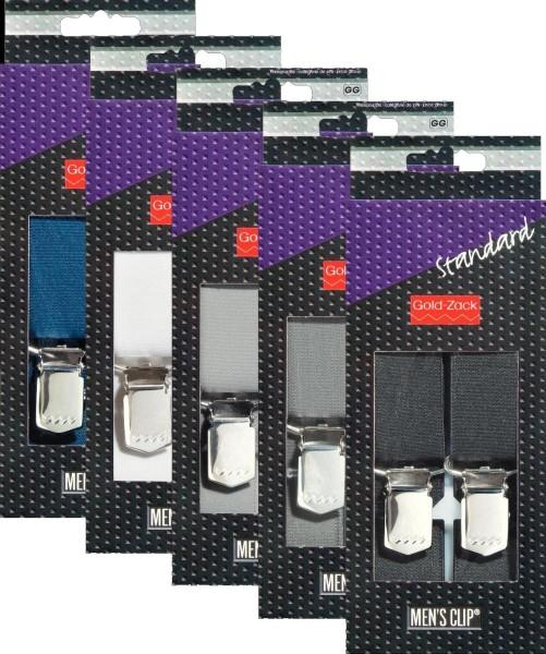 Prym Hosenträger Standard 30 mm, 10 Stück