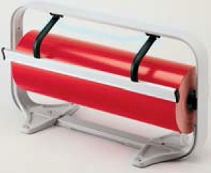 Papierabrollgerät Tischgerät