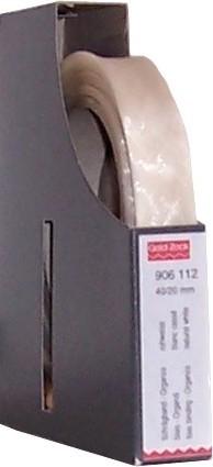 Prym Schrägband Organza gefalzt 40/20 mm, 30 m