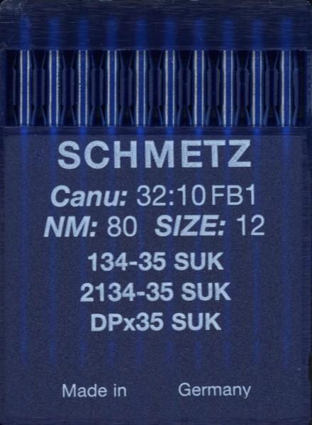 Maschinennadeln Schmetz 134-35 SUK