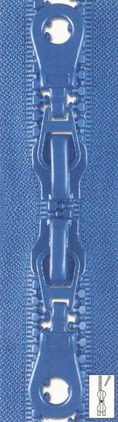 Reißverschluss Krampe Zweiwege teilbar 120 cm