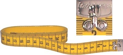Taillenmaßband 150 cm