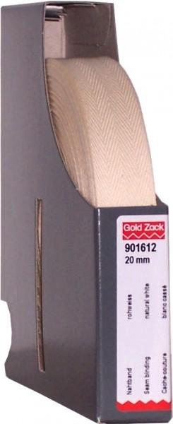 Prym Nahtband Baumwolle 20 mm, 30 m