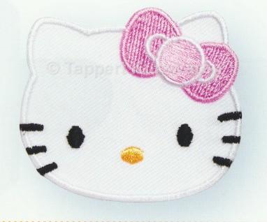 Prym Applikation Hello Kitty Kopf
