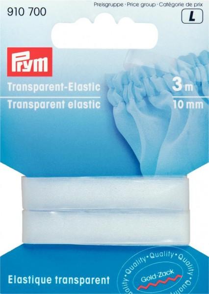 Prym Transparent-Elastic 10 mm, 3 m