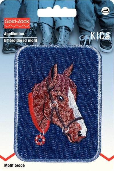 Prym Applikation Jeans Pferd