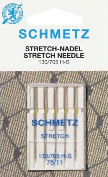 Maschinennadeln Schmetz 130/705 H-S Stretch