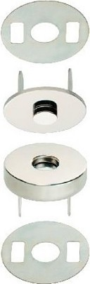 Magnet-Verschlüsse 18 mm