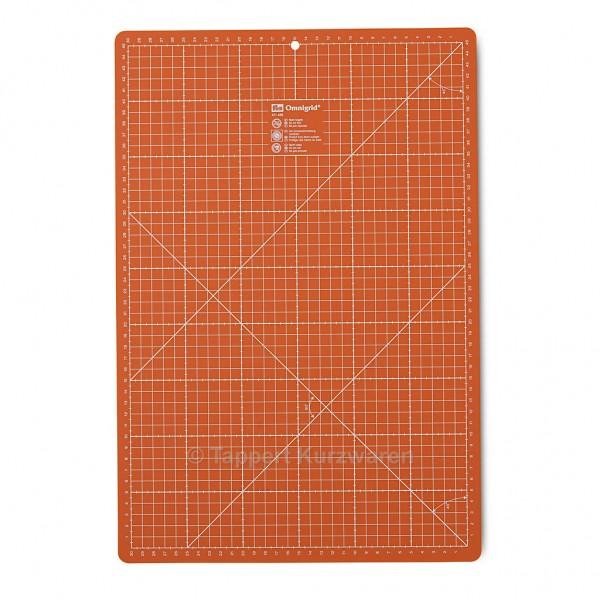 Prym Schneideunterlage 30 x 45 cm orange