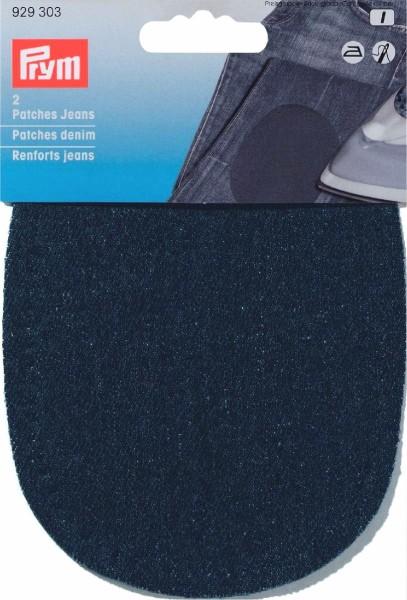 Prym Patches Jeans 14 x 10 cm, 2 Stück
