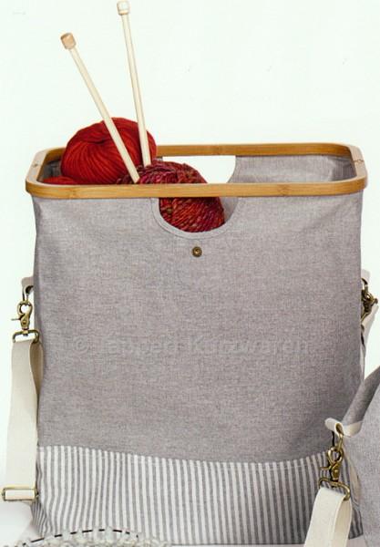Prym Store & Travel Bag M grau