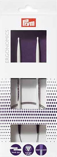 Prym Rundstricknadel Ergonomics 80 cm