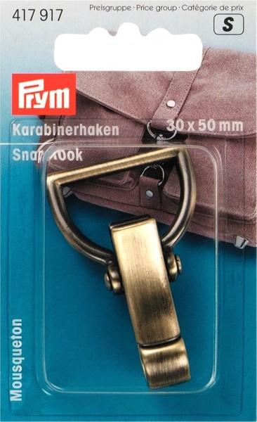 Prym Karabinerhaken 30 x 50 mm