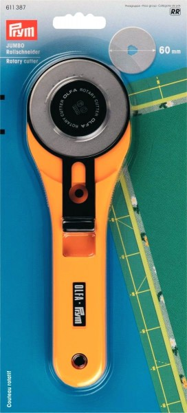 Prym Rollschneider Jumbo 60 mm
