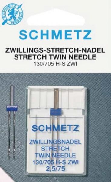 Maschinennadeln Schmetz 130/705 H-S ZWI