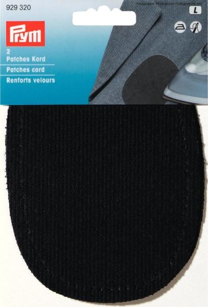Prym Patches Kord 14 x 10 cm, 2 Stück