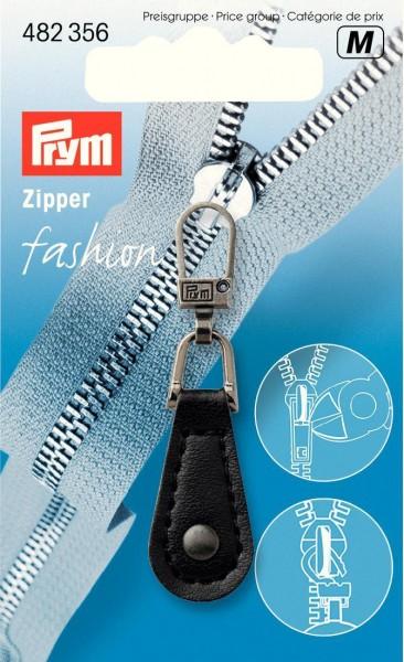 Prym Fashion-Zipper Lederimitat