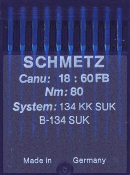 Maschinennadeln Schmetz 134 KK SUK