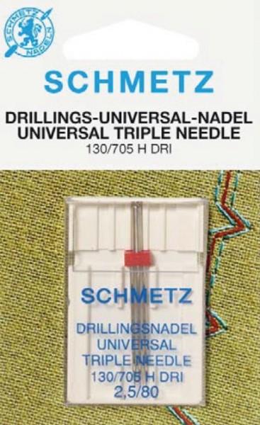 Maschinennadeln Schmetz 130/705 H DRI