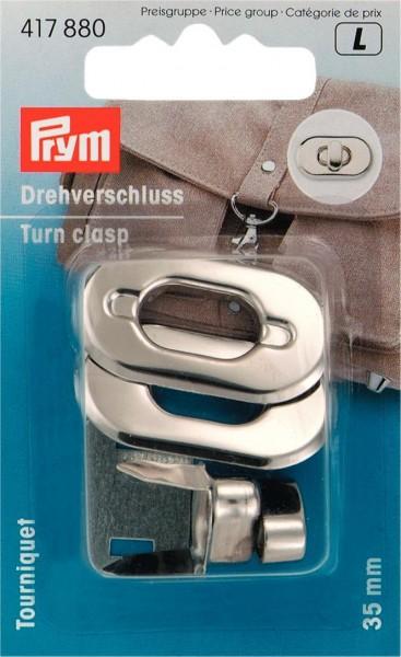 Prym Drehverschluss für Taschen 35 x 20 mm