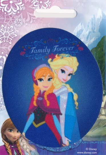 Applikation Frozen Elsa & Anna