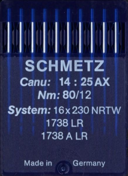 Maschinennadeln Schmetz 1738 LR