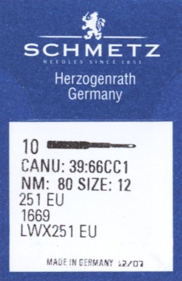 Maschinennadeln Schmetz 1669