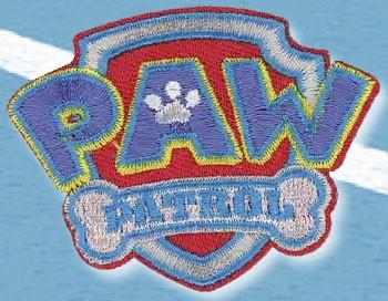 Applikation Paw Patrol Logo