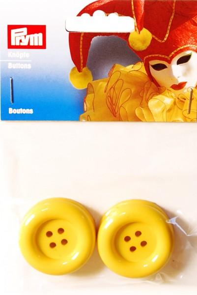 Prym Kostümknöpfe 35 mm, 4 Stück