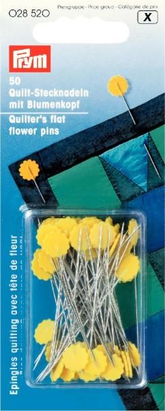 Prym Quilt-Stecknadeln mit Blumenkopf