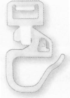 Prym Klick-Gleiter, 20 Stück