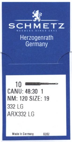 Maschinennadeln Schmetz 332 LG