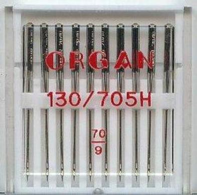 Maschinennadeln Organ 130/705 H Universal