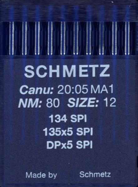 Maschinennadeln Schmetz 134 SPI