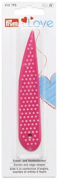 Prym Ecken- und Kantenformer Love pink