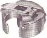 Spulenkapsel Kl. 95 jap. Ausschnitt rund